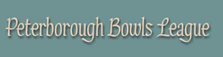 Peterborough Bowls League